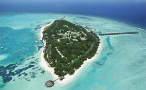 Recenze Meeru Island Resort - Severní Male Atol, Maledivy