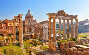 La Pergola - Řím, Itálie