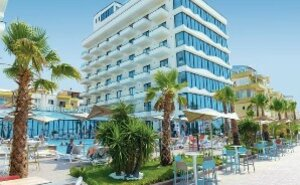 Hotel Brilliant Alexandria Club - Durrës město, Albánie