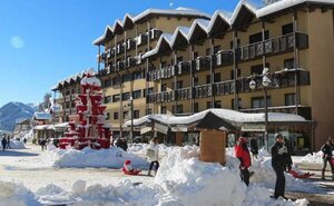 Hotel Savoia Palace - Madonna di Campiglio, Itálie