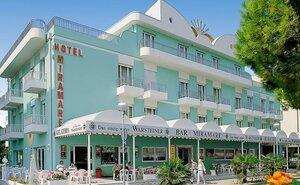 Hotel Miramare - Bibione, Itálie