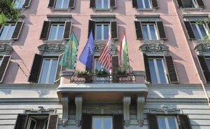 Recenze Mecenate Palace - Řím, Itálie