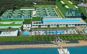Recenze Royal Adam & Eve Hotels - Belek, Turecko