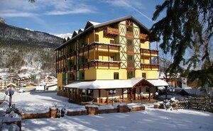 Hotel Dal Bon - Andalo, Itálie