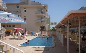 Recenze Hotel Palace - Kranevo, Bulharsko