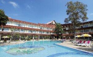 Pattaya Garden Hotel - Pattaya, Thajsko