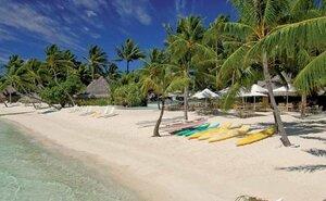 InterContinental Bora Bora Le Moana Resort - Bora Bora, Francouzská polynésie
