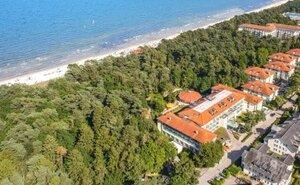 Seehotel Binz Therme Rügen - Rujána, Německo