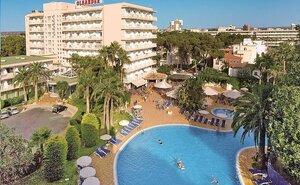 Hotel Oleander - Playa de Palma, Španělsko