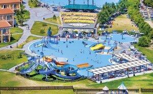 Recenze Aquis Marine Resort & Waterpark - Tigaki, Řecko