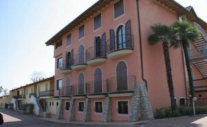 Hotel Donna Silvia - Manerba del Garda, Itálie
