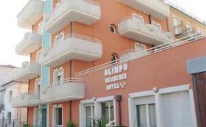 Recenze Residence Olimpo - Rimini, Itálie