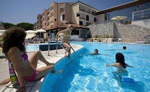 Albona Hotel & Residence - Rabac, Chorvatsko