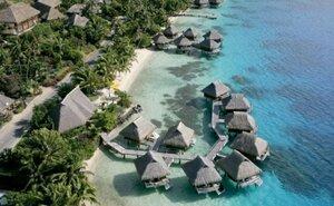 Recenze Manava Suite Resort Tahiti - Tahiti, Francouzská polynésie