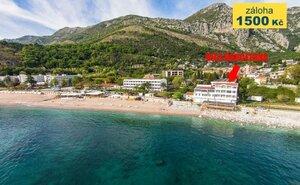 Hotel Vila Barcelona - Sutomore, Černá Hora