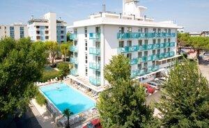 Hotel Katja - Bibione, Itálie