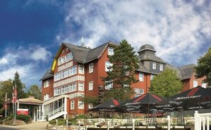 Recenze Berghotel Oberhof - Durinsko, Německo