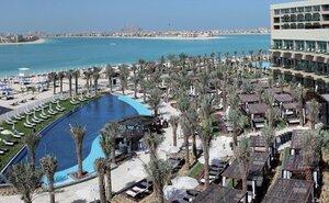 Recenze Rixos The Palm Dubai - Palmový ostrov, Spojené arabské emiráty
