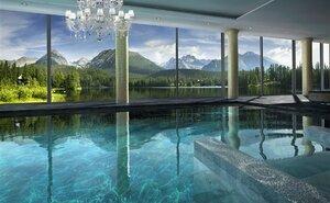 Recenze Grand Hotel Kempinski High Tatras - Štrbské pleso, Slovensko
