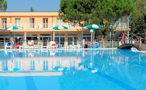 Hotel Del Parco - Lido delle Nazioni, Itálie