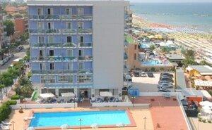 Hotel Majestic - Pesaro, Itálie