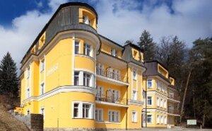 Hotel Riviera - Luhačovice, Česká republika