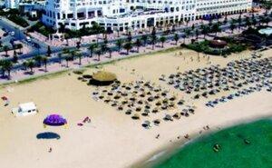Yasmine Beach Resort - Yasmine Hammamet, Tunisko