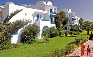 Recenze Club Eldorador Salammbo - Yasmine Hammamet, Tunisko