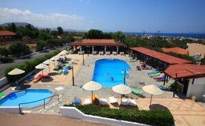Recenze Galini Hotel - Anissaras, Řecko