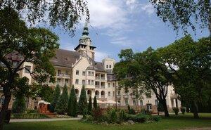 Recenze Hunguest Hotel Palota - Miskolc-Lillafüred, Maďarsko