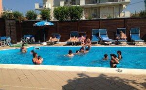 Hotel Viking - Rimini Viserba, Itálie