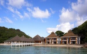 La Reserve Hotel - ostrov Praslin, Seychely