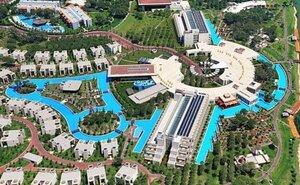 Recenze Gloria Serenity Resort - Belek, Turecko