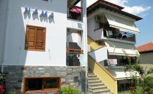 Recenze Apartmány Nama - Skala Potamia, Řecko