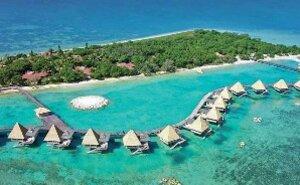 L'Escapade Island Resort - Ilôt Maitre, Nová Kaledonie