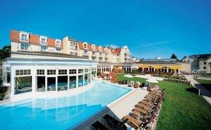 Kaiser Spa Hotel Zur Post - Ostrov Uznojem, Německo