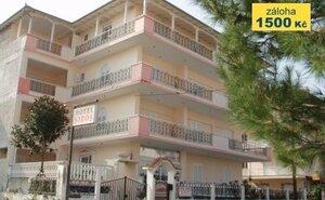 Recenze Aparthotel Siros - Leptokaria, Řecko