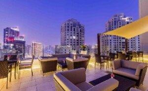 Recenze Hilton Dubai The Walk - Dubai, Spojené arabské emiráty