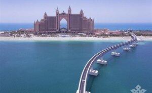 Atlantis The Palm - Palmový ostrov, Spojené arabské emiráty
