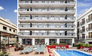 Aqua Hotel Bertran Park - Lloret de Mar, Španělsko
