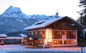 Hotel Piccolo Pocol - Cortina d´Ampezzo, Itálie
