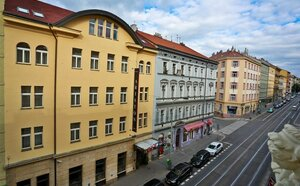 Hotel Ariston & Ariston Patio Prague