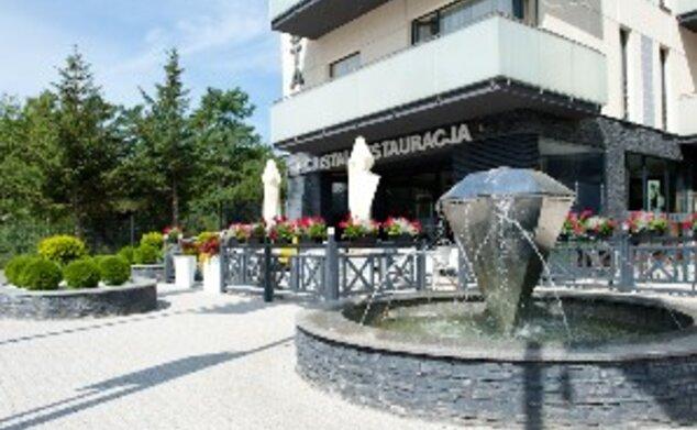 Hotel Cristal Spa Dźwirzyno