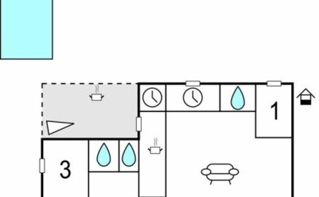 Rekreační apartmán FCA500