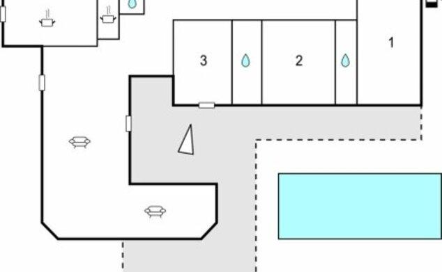 Rekreační apartmán FCA461