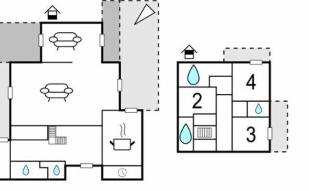 Rekreační apartmán FCA547