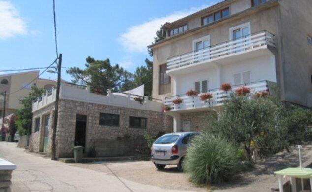 Apartmány Mina