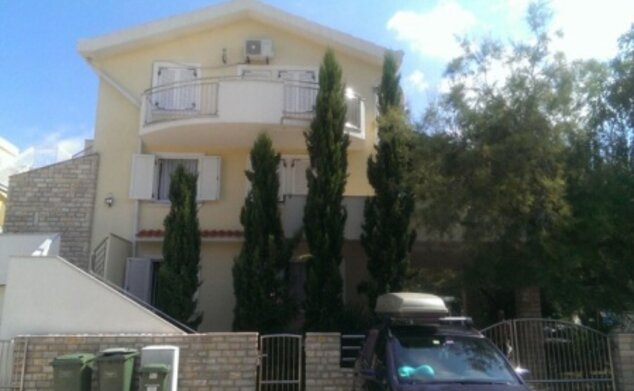Apartmány Kristi