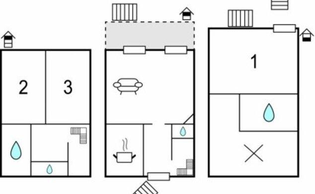 Rekreační apartmán FCA589