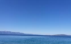Pohled z pláže